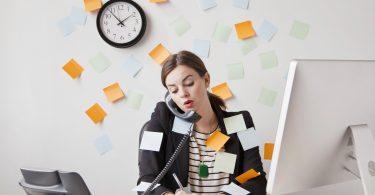 5 maiores erros que prejudicam sua gestão do tempo no trabalho 1