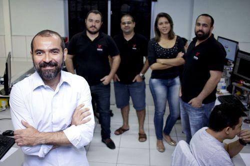 """Fortes Tecnologia em Pauta: """"Ambiente mais amigável e produtivo"""" (Jornal O Povo) 1"""