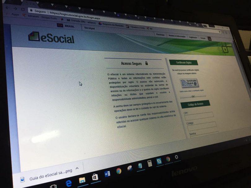 eSocial: liberado ambiente de testes para empresas de TI 1