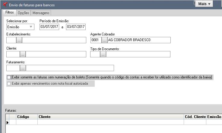 Você trabalha com envio de arquivo bancário? Veja o que fizemos para você 3