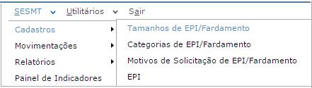 Veja como é fácil fazer o gerenciamento de EPI 2