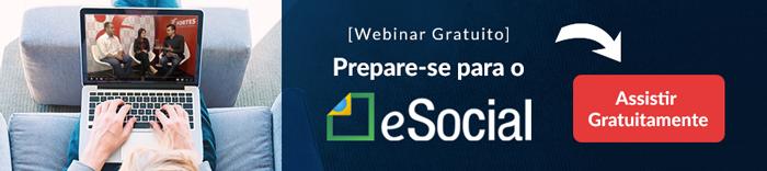 Webinar eSocial - Prepare-se
