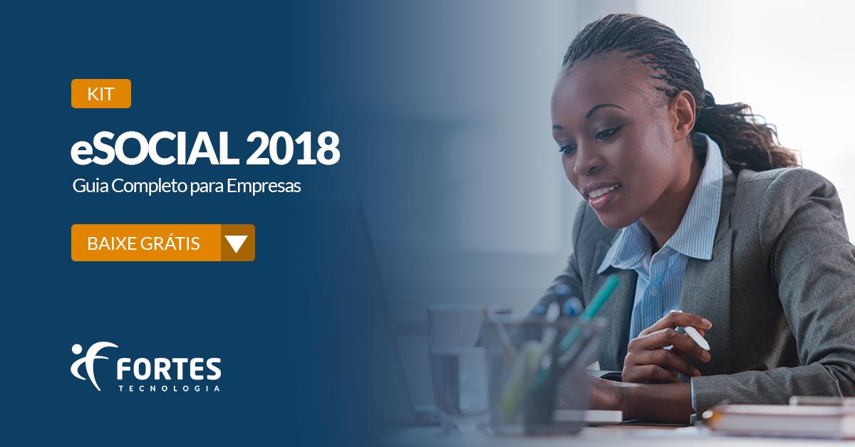 Novidades do eSocial 2018: saiba o que há de novo neste 2º semestre 1