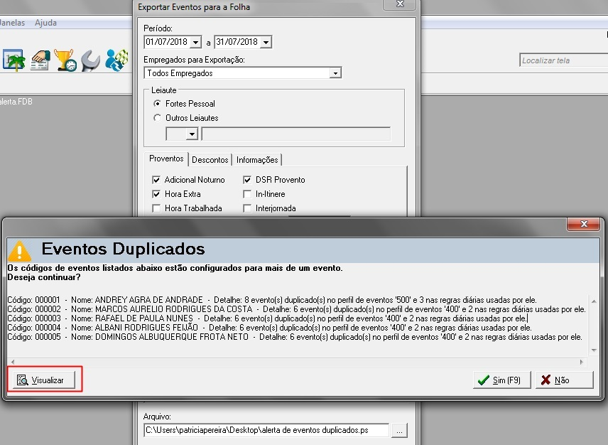 Rubricas do eSocial: evite erros com a duplicidade de eventos na folha de pagamento 8