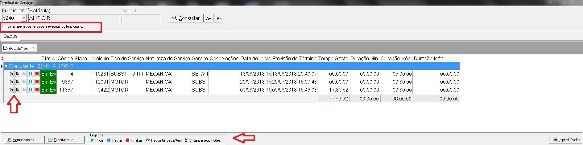Confira as novidades do Fortes Frota - nova versão (Versão 2.336.115) 1