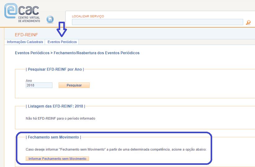 Portal Web da EFD-REINF: Tudo que você precisa saber! 4