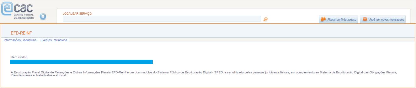 Portal Web da EFD-REINF: Tudo que você precisa saber! 1
