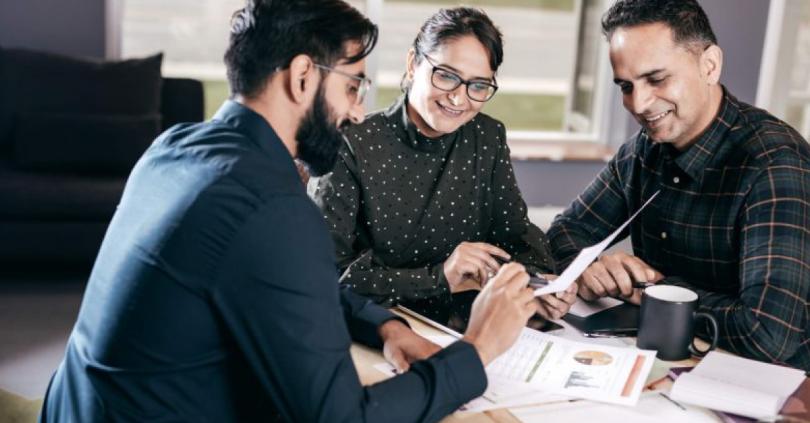 Fortes Tecnologia apresenta na imagem clientes na contabilidade