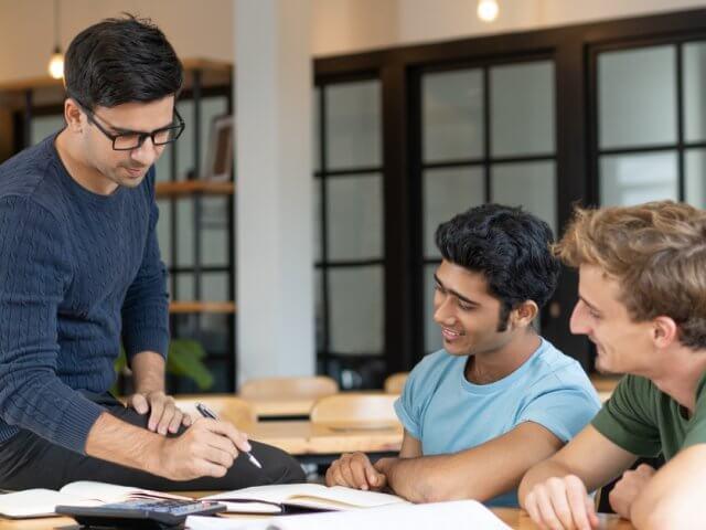 Fortes tecnologia apresenta estagiario trainee e aprendiz