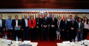 Fortes se reúne com Receita Federal para mudanças no eSocial