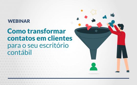 Fortes tecnologia apresenta como transformar contatos em clientes