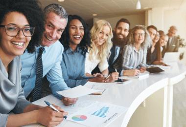 Fortes tecnologia apresenta cultura colaborativa