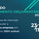 Semana do Planejamento Orçamentário 2020: o maior evento de planejamento do Brasil