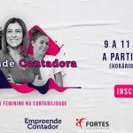 Evento Empreende Contadora: o protagonismo feminino na contabilidade